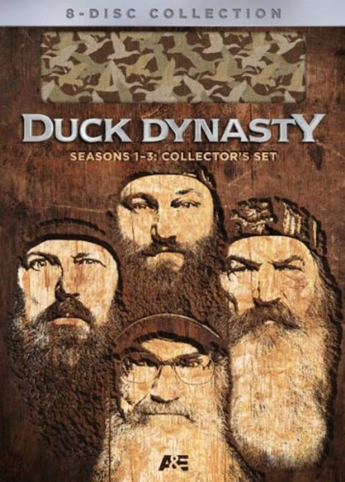 Duck Dynasty: Season 1-3 Collectors Set