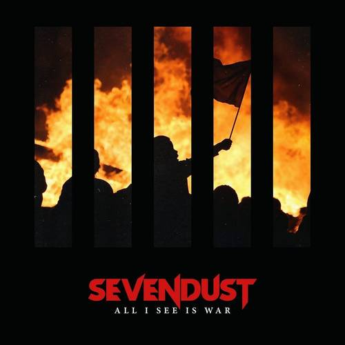 All I See Is War [LP]