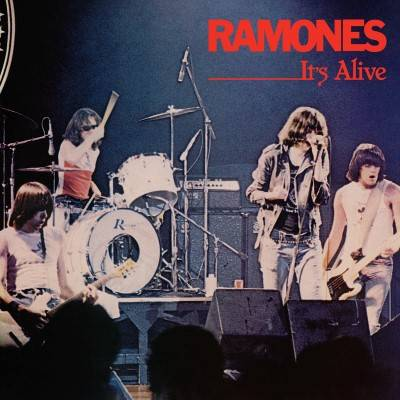Ramones - It's Alive [SYEOR 2020 Red/Blue LP]