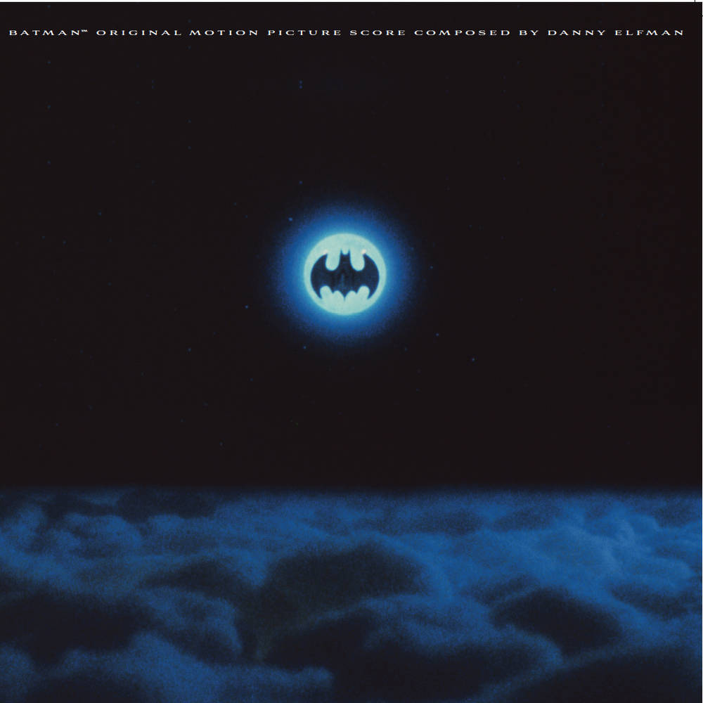 Danny Elfman - Batman: Original Motion Picture Score [SYEOR 2021 Solid Turquoise LP]