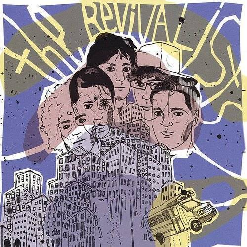 Revivalists (Ep)