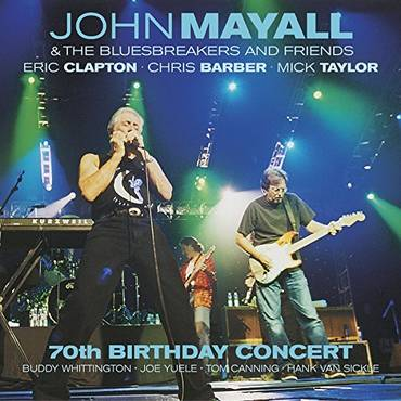 70th Birthday Concert Live In Liverpool [4LP]