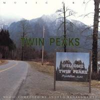 Angelo Badalamenti - Music From Twin Peaks [SYEOR 2020 Translucent Green LP]