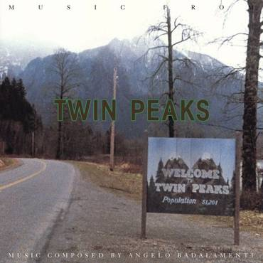 Music From Twin Peaks [SYEOR 2020 Translucent Green LP]