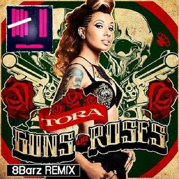 Guns And Roses (8barz Remix Radio Edit) - Single