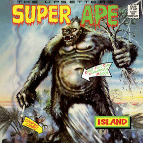 Super Ape (RSD Black Friday Etched Version)