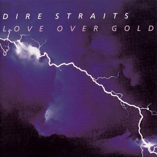 Love Over Gold (Ltd) (Ogv)