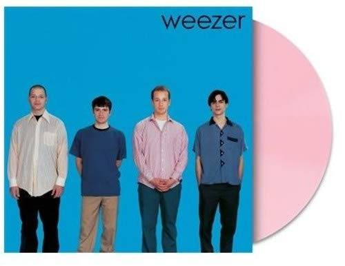 Weezer: The Blue Album [Import Limited Edition Pink LP]