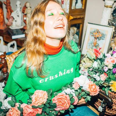 Julia Jacklin - Crushing [Colored LP]