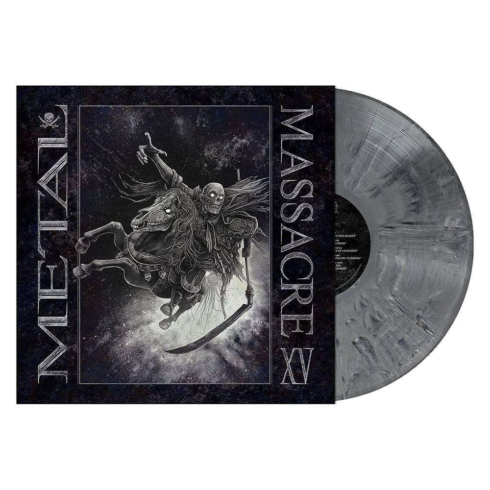 Various Artists - Metal Massacre XV [LP]