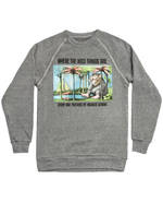 Out Of Print Tees - WILD THINGS FLEECE