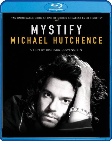 Mystify: Michael Hutchence [Blu-ray]