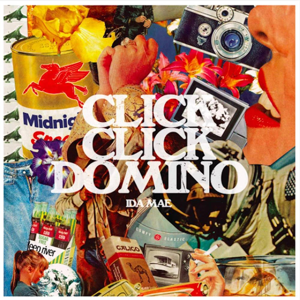 Ida Mae - Click Click Domino [Indie Exclusive Mystery Melt LP]