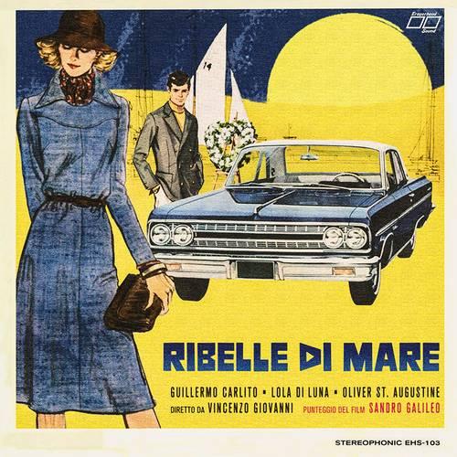 Sandro Galileo & Eraserhood Sound - Ribelle Di Mare [LP]