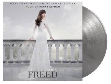 Fifty Shades Freed [Soundtrack Limited Edition Grey Swirl LP]