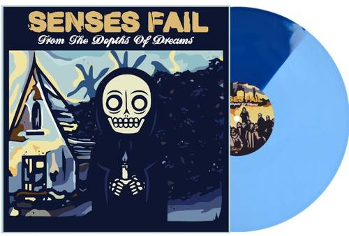 From The Depths Of Dreams [Limited Edition Half Aqua Blue / Half Baby Blue LP]