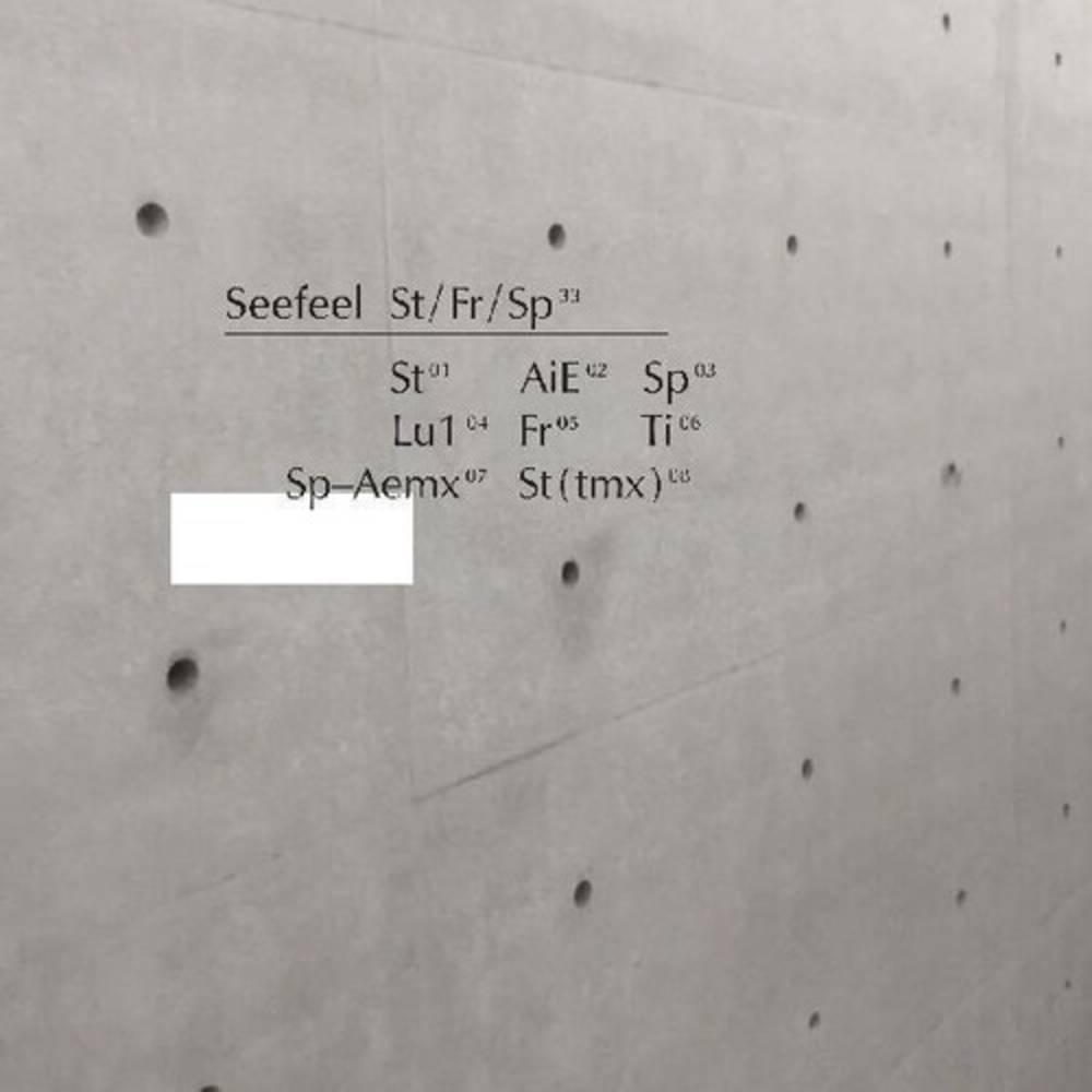 Seefeel - St / Fr / Sp [2LP]