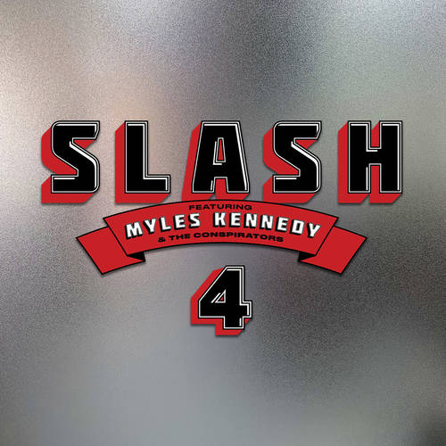 Slash - 4 (feat. Myles Kennedy and The Conspirators) [Indie Exclusive Limited Edition Purple LP]