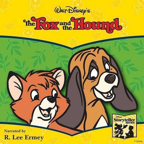 R Lee Ermey Disney Storyteller Series The Fox And The