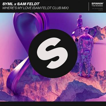 Where's My Love (Sam Feldt Club Mix) - Single