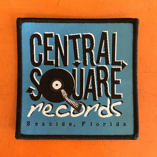 Central Square Records - CSR PATCH