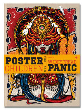 Poster Children--The Artwork of Widespread Panic