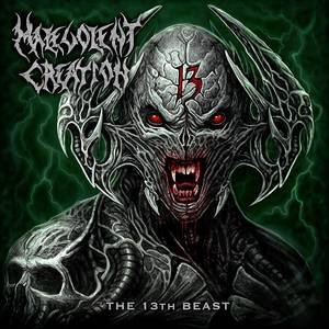 The 13th Beast [Import Red LP]