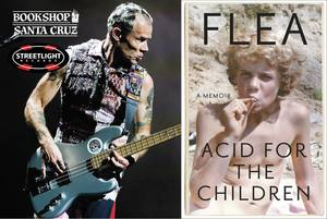 Enter to win tickets to An Evening with Flea!