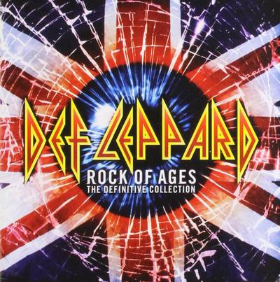 Def Leppard - Rock Of Ages: The Definitive Collection [2 CD]
