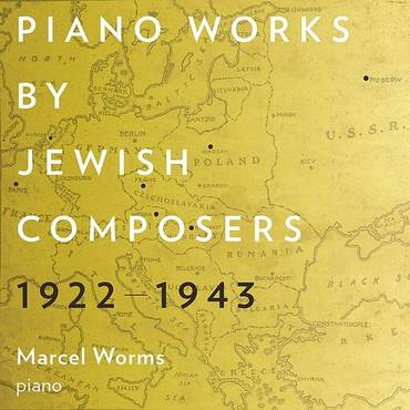 Piano Works Jewish Composers / Various