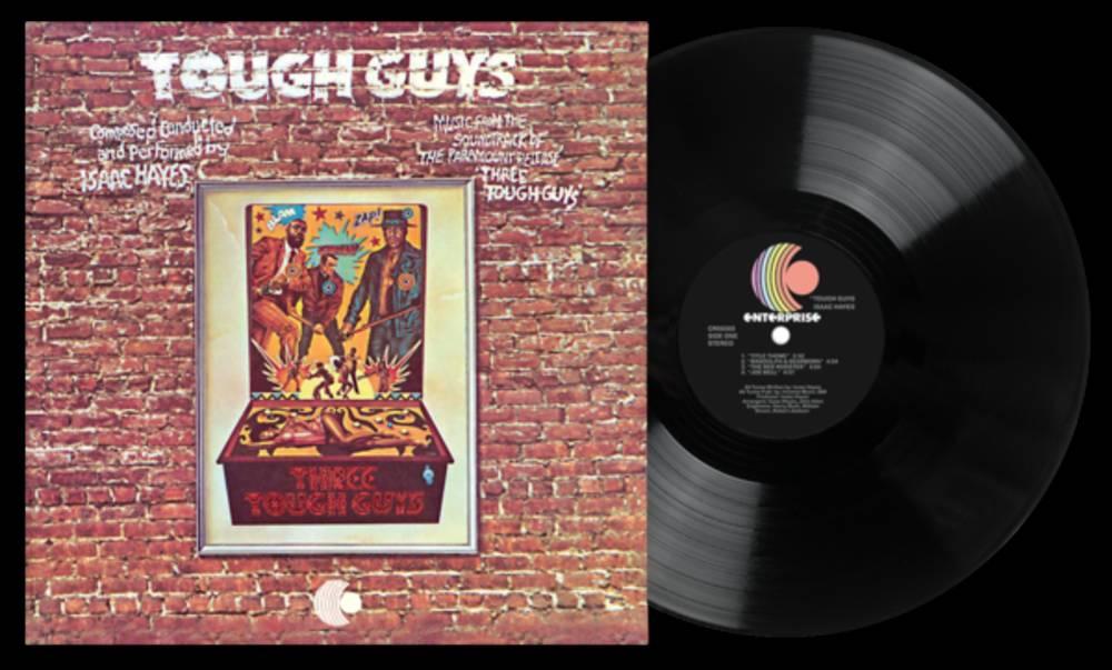 Isaac Hayes - Tough Guys [Vinyl Me, Please Edition LP]