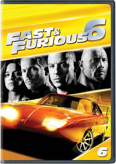 Fast & Furious 6