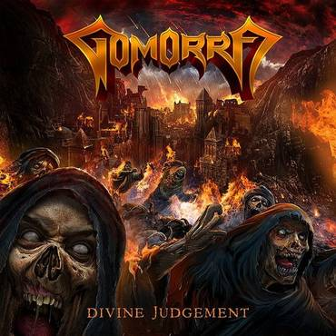 Divine Judgement (Uk)