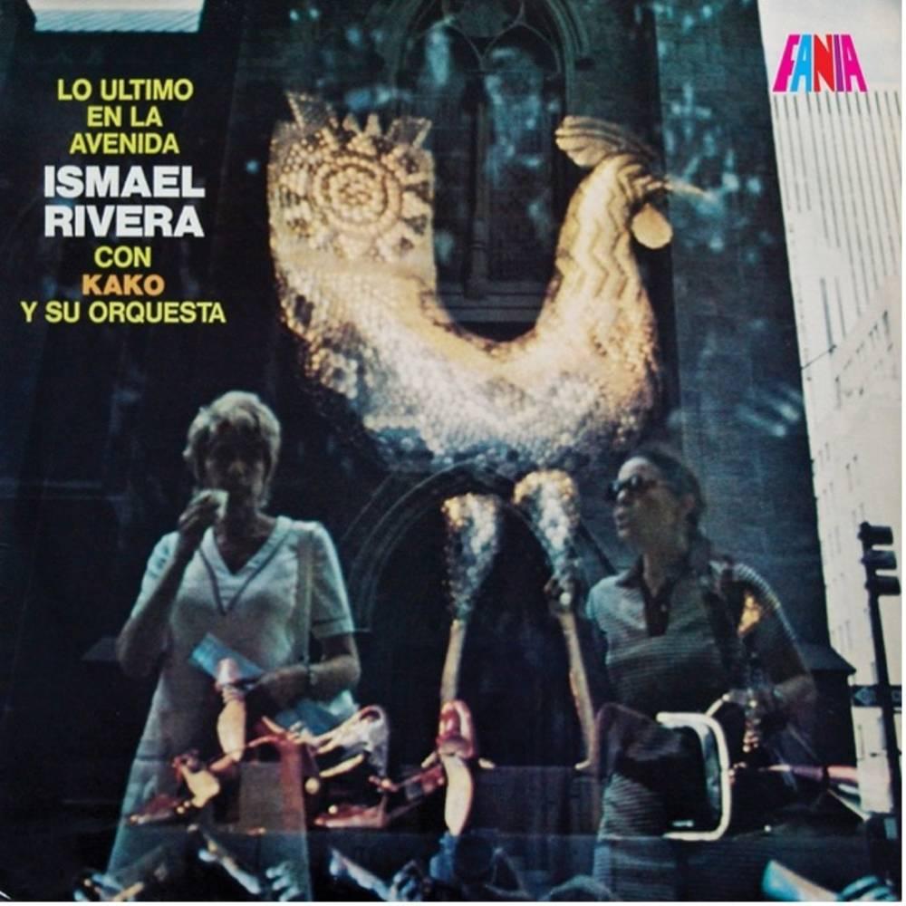 Ismael Rivera Con Kako Y Su Orquesta - Lo Ultimo en la Avenida [LP]