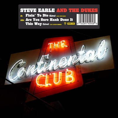 Steve Earle and the Dukes  - Live