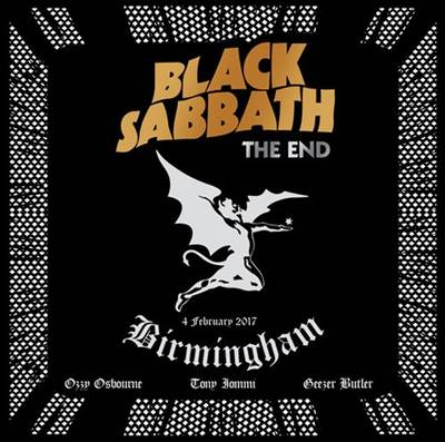 Black Sabbath - The End [3LP]