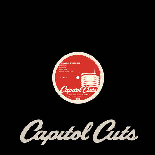Black Pumas - Capitol Cuts - Live from Studio A [Red LP]