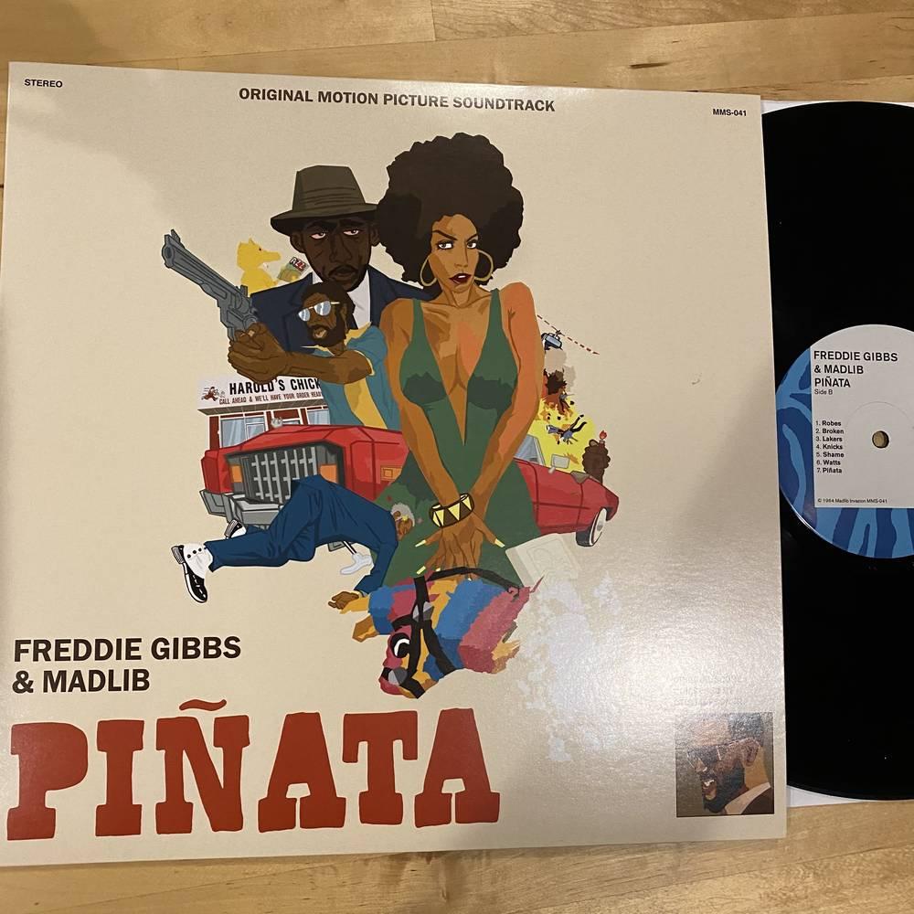Freddie Gibbs & Madlib - Pinata: The 1984 Version