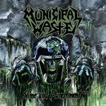 Municipal Waste - Slime And Punishment [Indie Exclusive Limited Edition Mint w/Black Splatter LP]