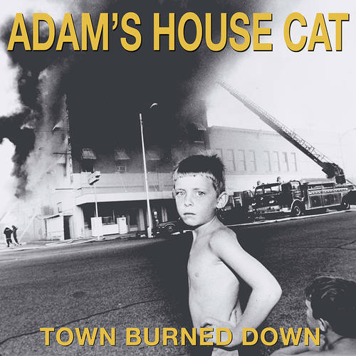 Town Burned Down [Yellow LP]