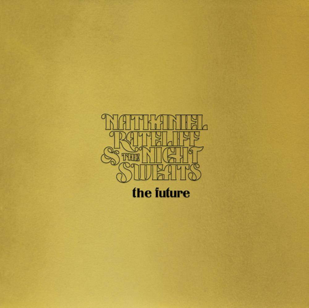 Nathaniel Rateliff & The Night Sweats - The Future [Indie Exclusive Limited Edition Black Ice LP]