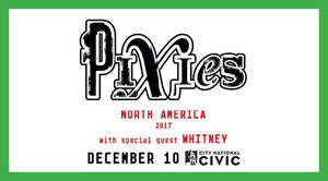 Enter to win Pixies concert tickets!