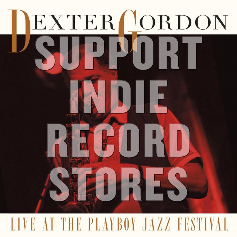 Dexter Gordon Live At the Playboy Jazz Festival