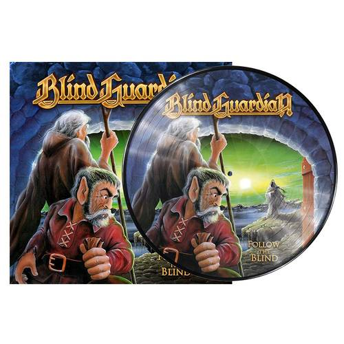 Follow The Blind [Import Picture Disc LP In Gatefold]