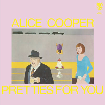 Alice Cooper - Pretties For You [Rocktober 2017 Limited Edition Red LP]
