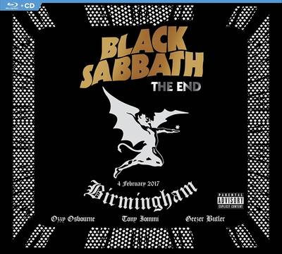 Black Sabbath - The End [2CD/Blu-ray]