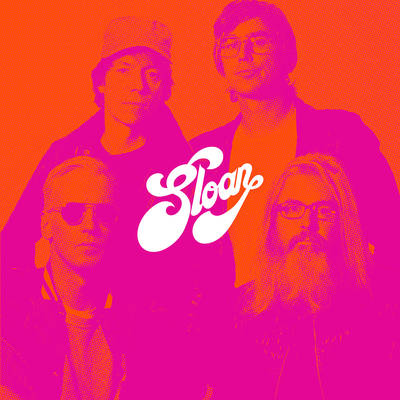 Sloan - 12 [Limited Edition Translucent Purple LP]