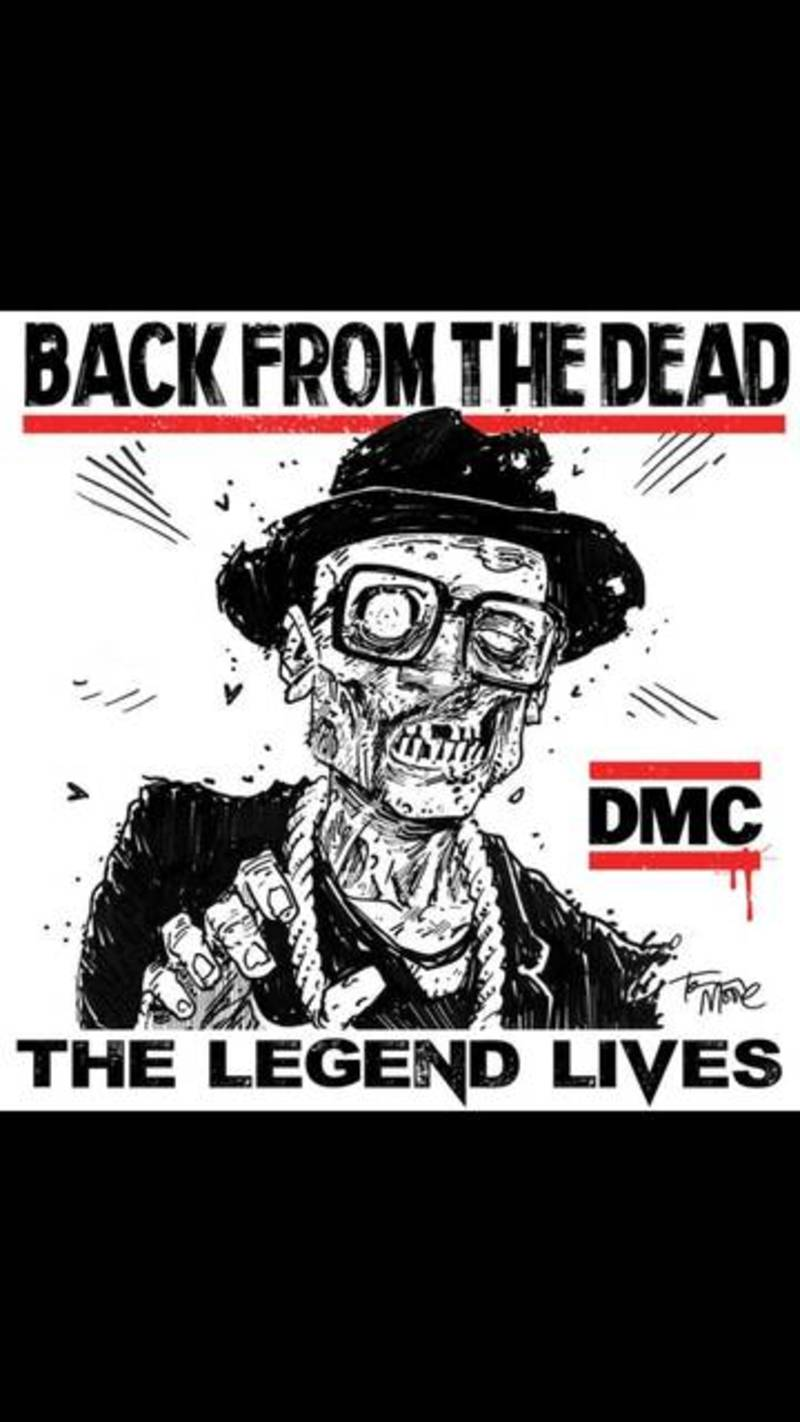 DMC Back From The Dead: The Legend Lives