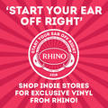 Start Your Ear Off Right Week 2! More RHINO Vinyl Exclusives!
