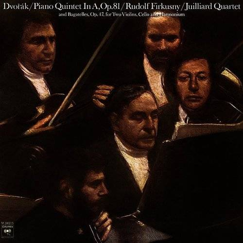 Piano Quintet In A Major, Op. 81: Dvorak: Piano Quintet No. 2 In A Major, Op. 81 & Bagatelles, Op. 47